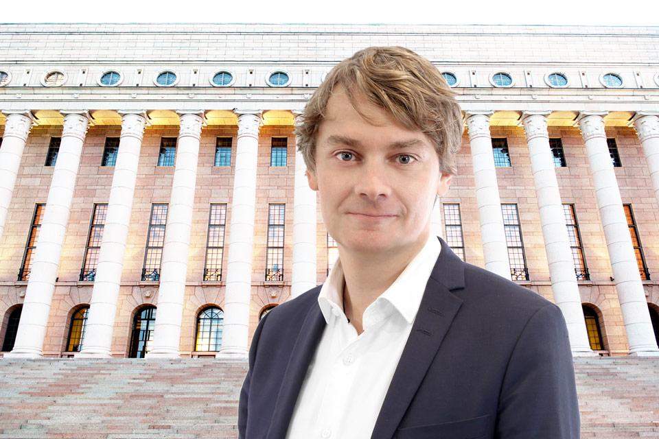 Otto till riksdagen!